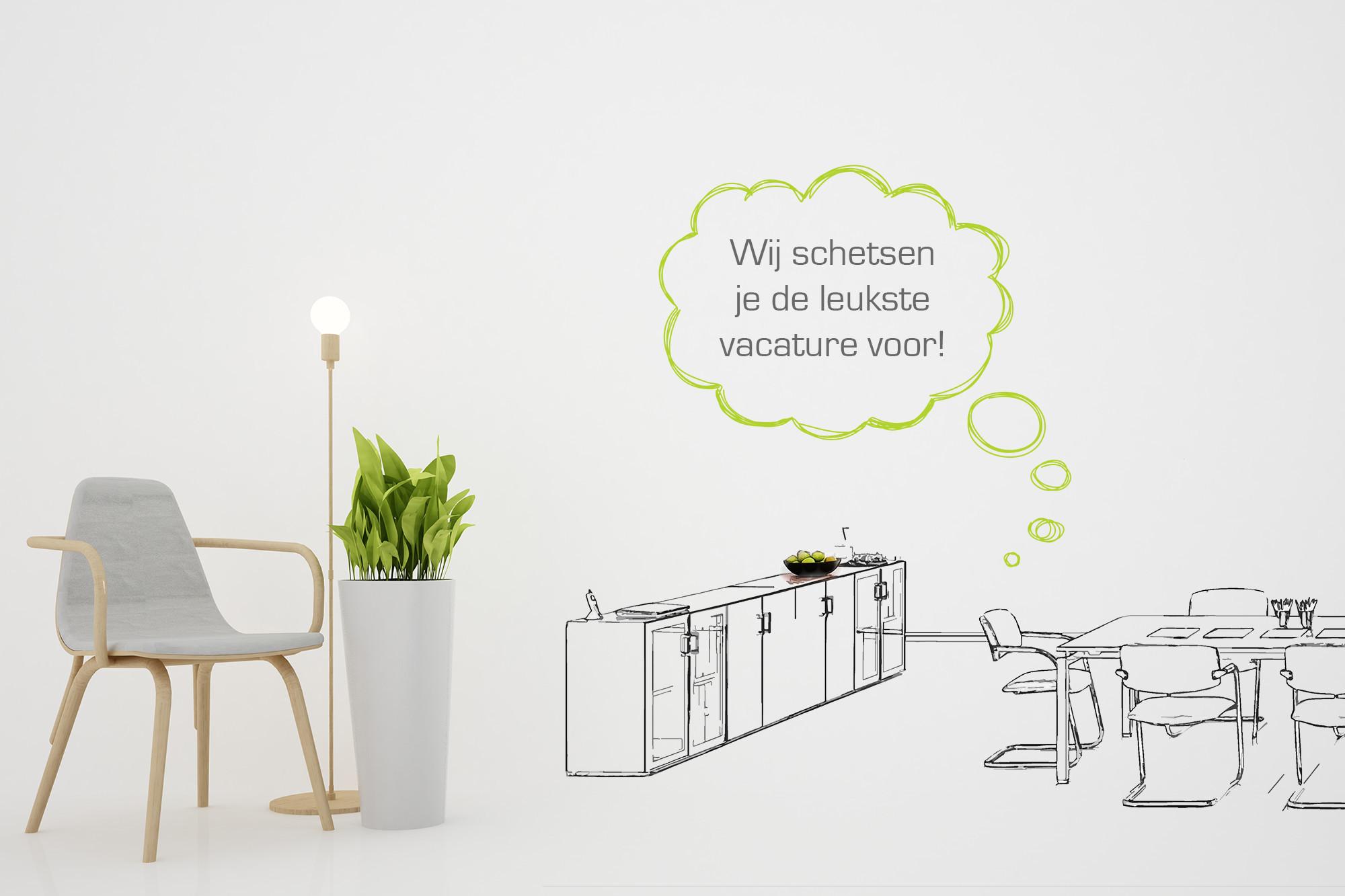 Vacature - Griffioeninvorm - Interieur & Expo